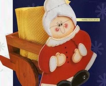 Señora Santa Claus