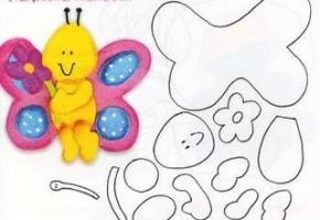 moldes-de-mariposas-microporoso