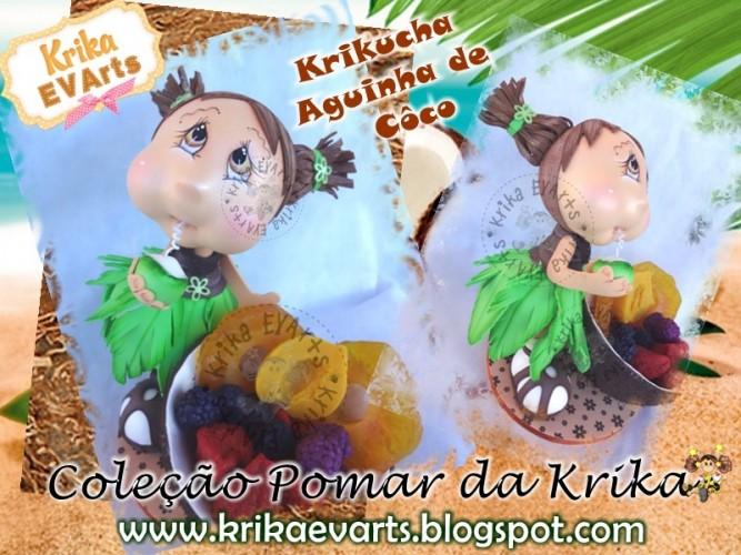 krikucha-aguinha-de-coco