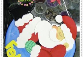 Guirnalda Noel Dormido