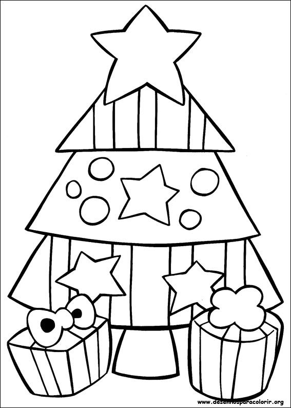 Christmas Coloring Pages for All Ages