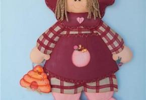boneca com colmeia