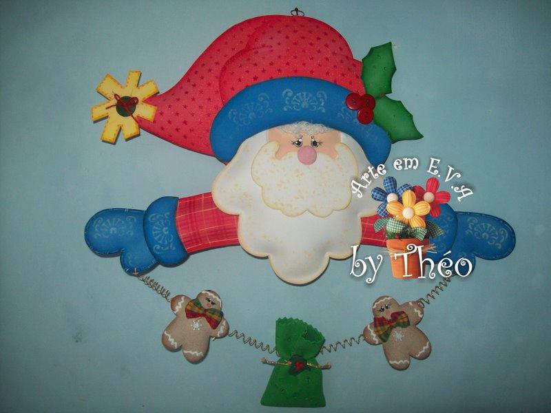 Navidad en goma eva imagui - Trabajos en goma eva navidad ...