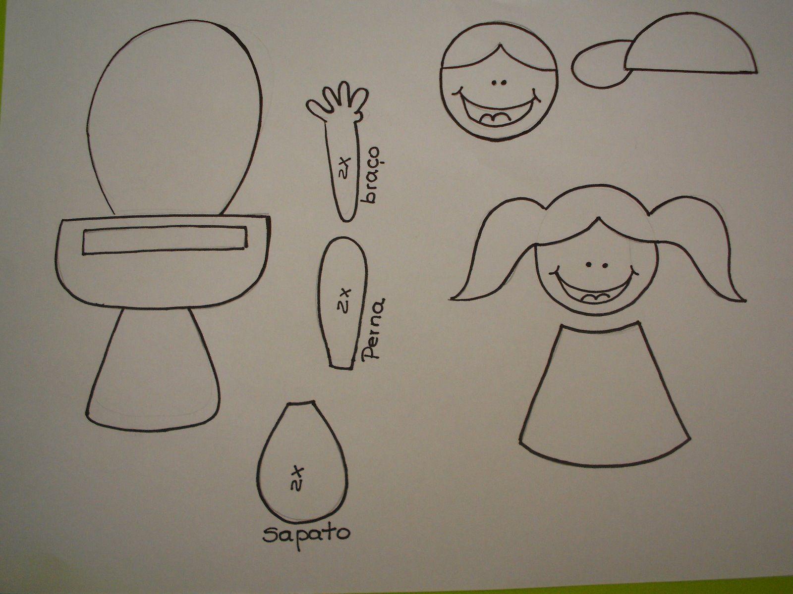 Cartelitos para el ba o manualidades en goma eva y foami - Como hacer dibujos en la pared ...