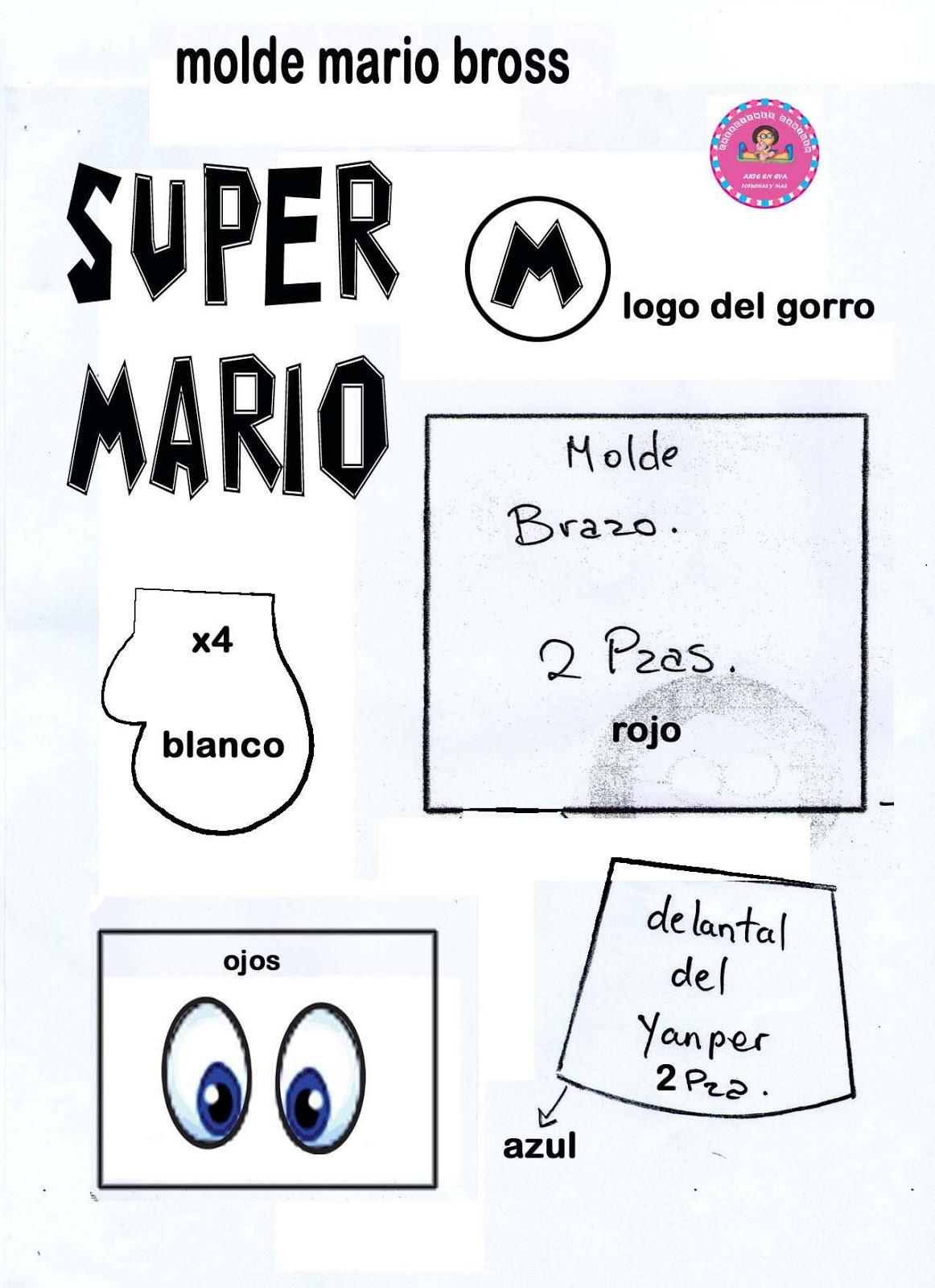 fofucho-mario-bross-2