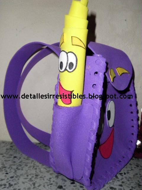Mochila de Dora La Exploradora