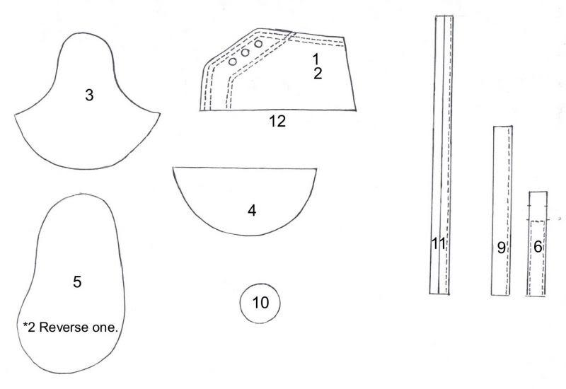 Tenis de goma eva - Manualidades en Goma Eva y Foami