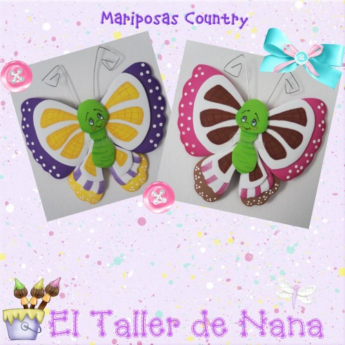 Mariposas Country1