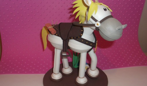 caballo 3D paty maciel 1