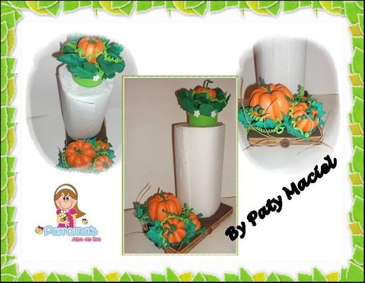 porta-servilletas-de-papel-calabazas