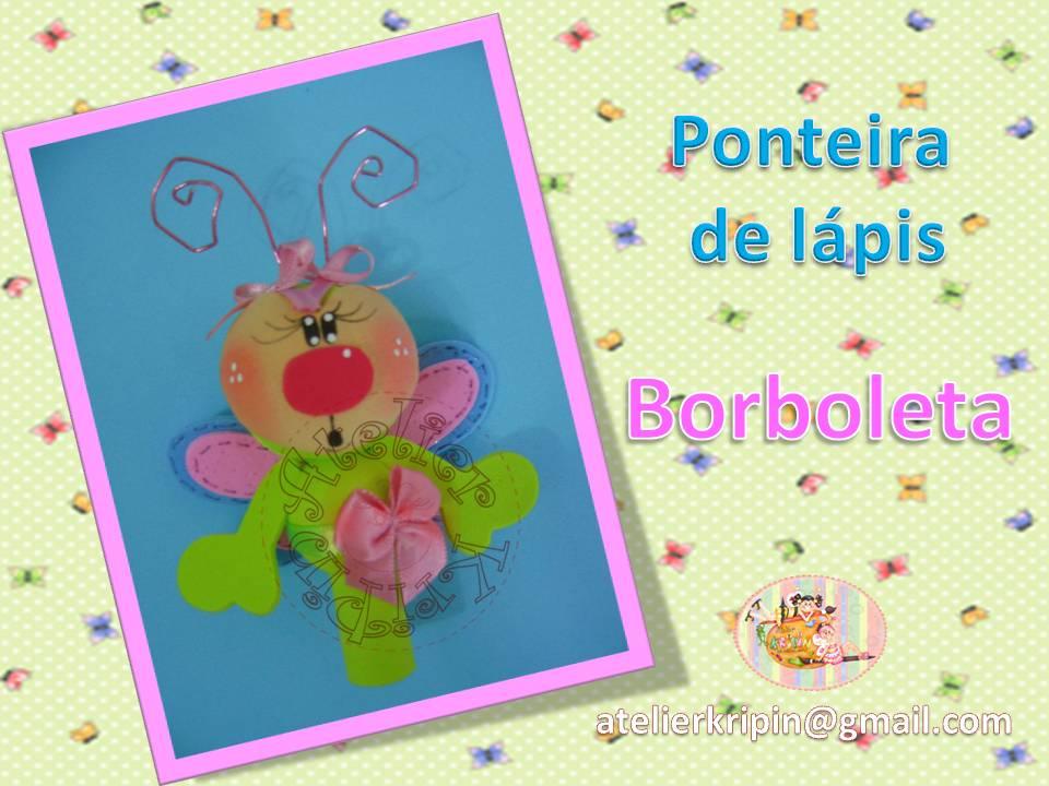 Ponteira borboleta 1