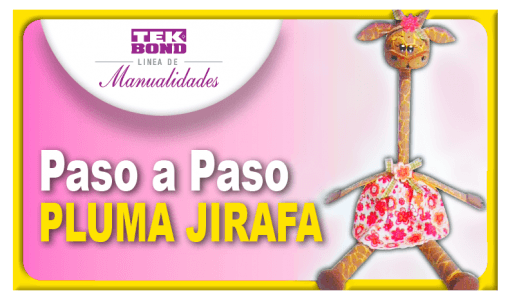 fofupluma-jirafa-paso-a-paso
