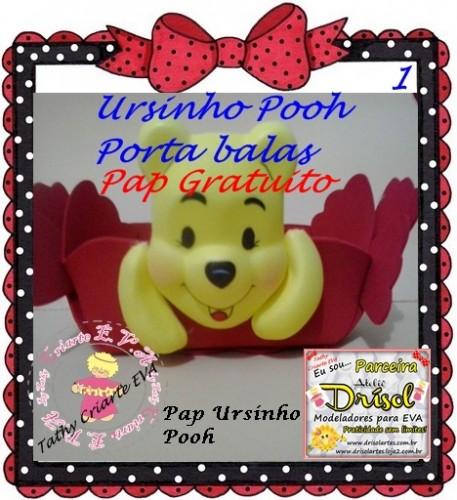 Caramelero Winnie The Pooh