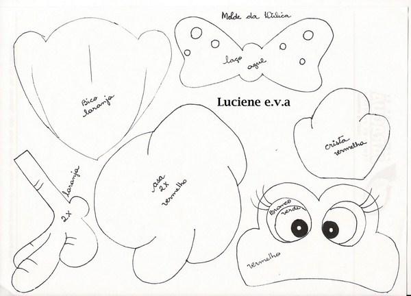 Lilica moldes 1