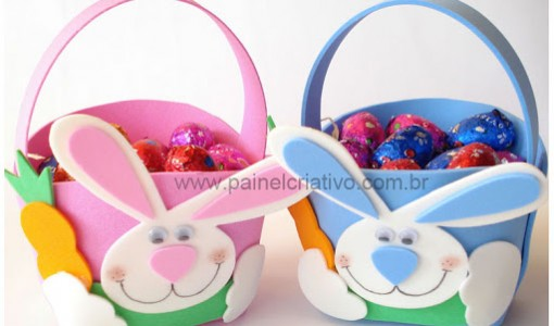 Huevos De Pascuas Todo En Goma Eva