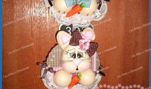 placa-de-puerta-conejos