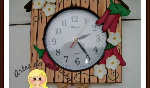reloj-de-goma-eva
