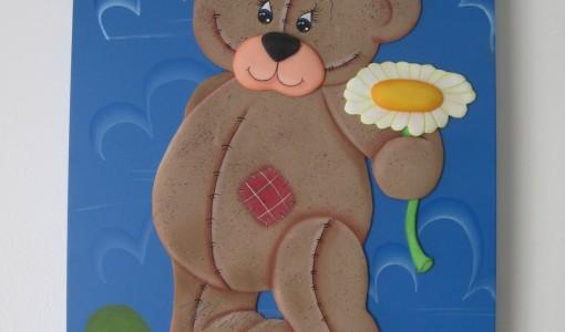 moldes de osos - Todo en Goma Eva