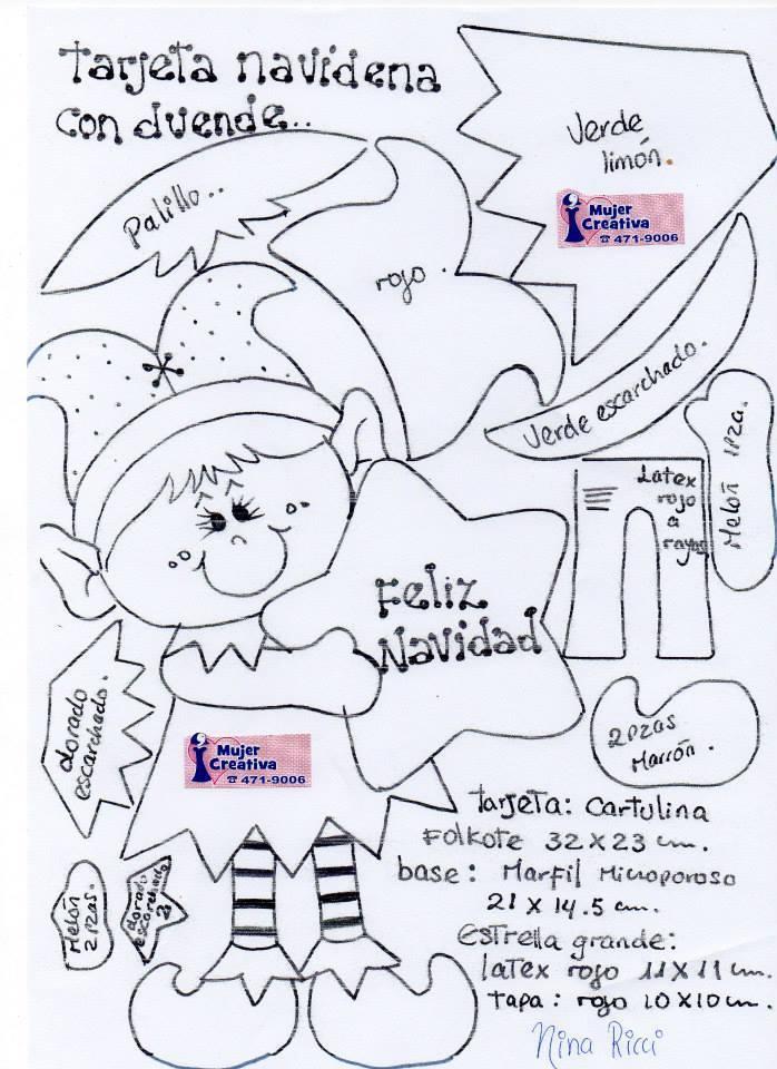 tarjeta-de-navidad-duende-2