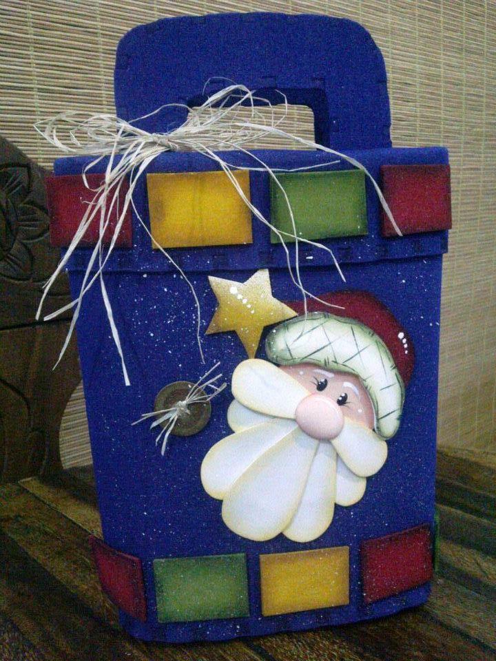 bolsa de navidad