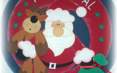 imagenes navideñas goma eva - Todo en Goma Eva