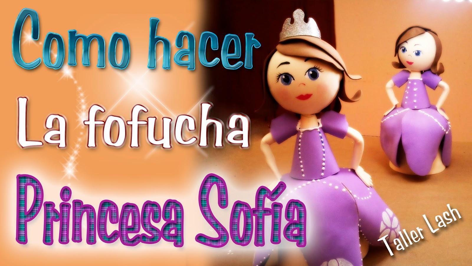 Como-hacer-fofucha-Sofia