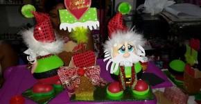 Dulcero de Papa Noel