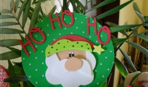 adorno para el arbol de navidad