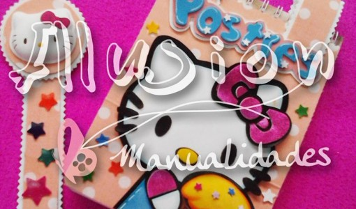 Libreta Hello Kitty 1