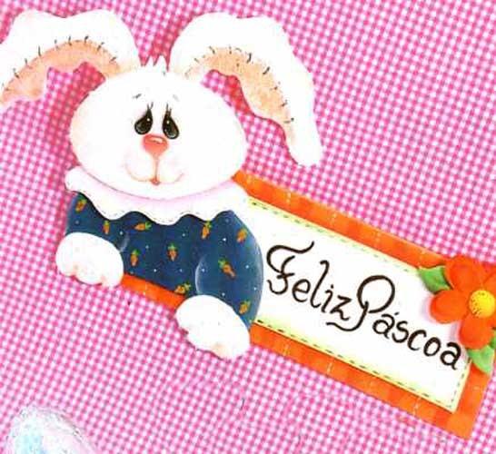 Placa Conejo de Pascua
