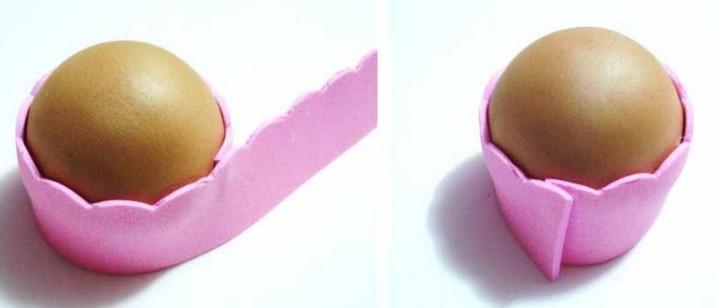 Cupcakes de goma eva 3