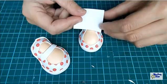 Zapatos de goma eva 8