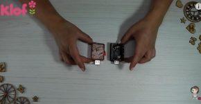 Libro de goma eva para decorar memoria USB