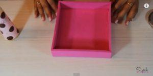 Caja de regalo de goma eva 5