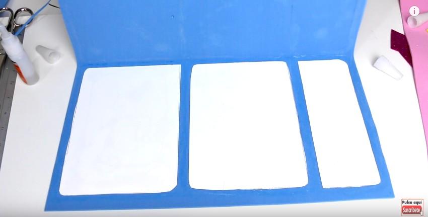 Funda de goma eva para Tablet o iPad 11