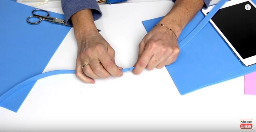 Funda de goma eva para Tablet o iPad 12