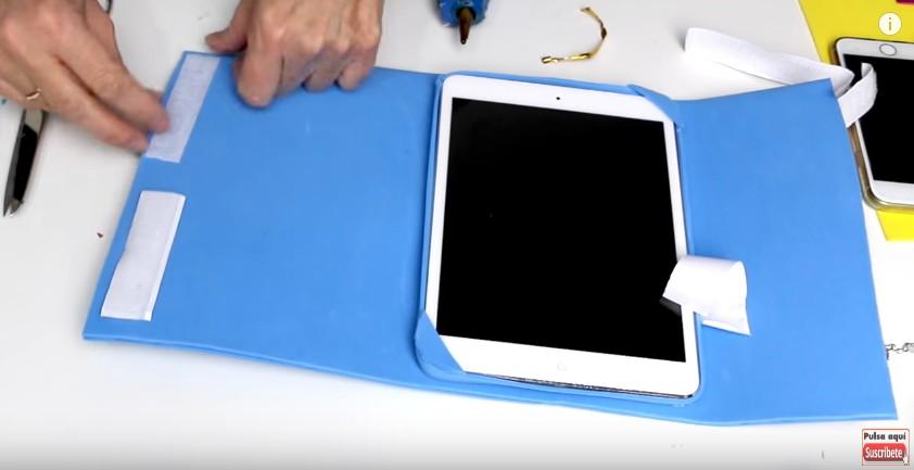 Funda de goma eva para Tablet o iPad 15
