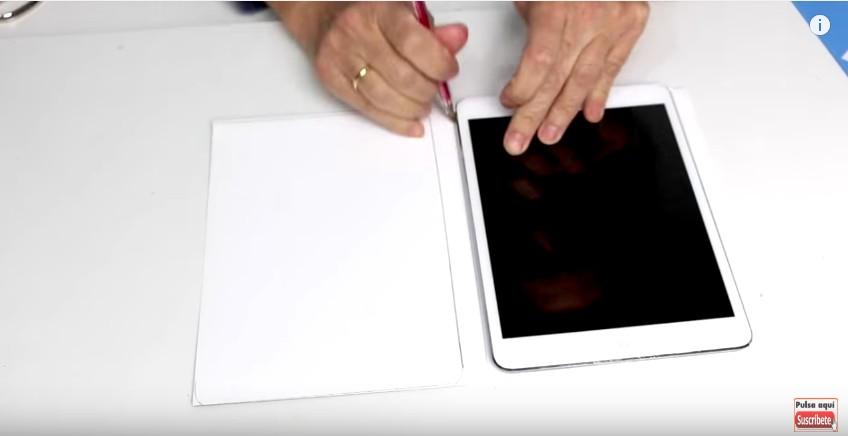 Funda de goma eva para Tablet o iPad 2