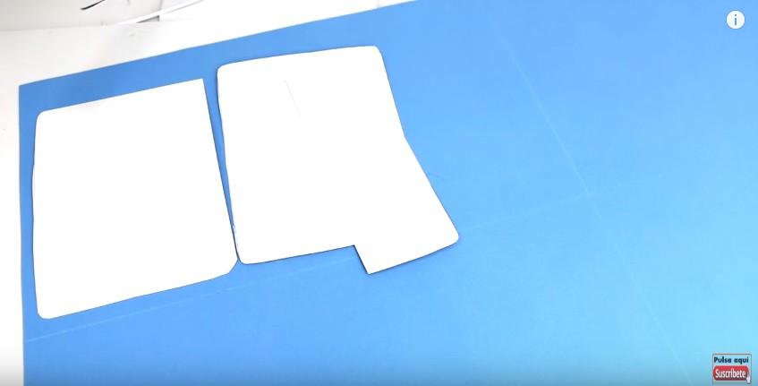 Funda de goma eva para Tablet o iPad 8