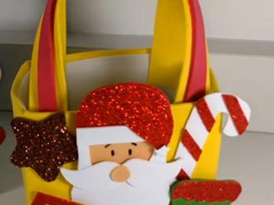 Manualidades De Navidad Todo En Goma Eva